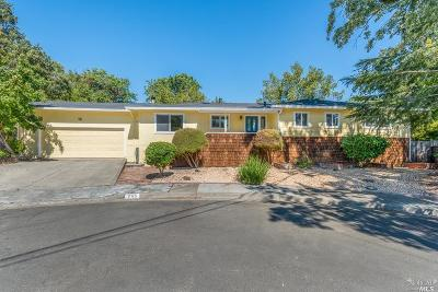 Sonoma County Single Family Home For Sale: 705 Brasher Court