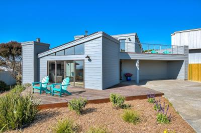 Bodega, Bodega Bay Single Family Home For Sale: 796 Gull Drive