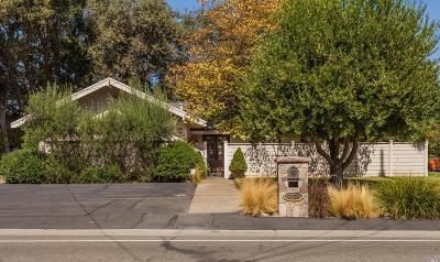 Fairfield Single Family Home For Sale: 1709 Rockville Road