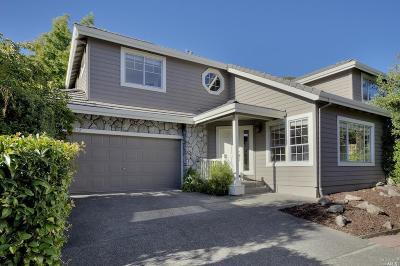 Petaluma Single Family Home For Sale: 1252 B Street