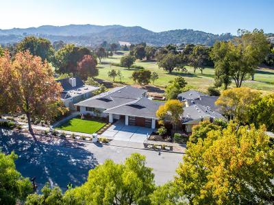 Marin County Single Family Home Contingent-Show: 419 Riviera Drive