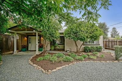 Sonoma Single Family Home For Sale: 410 East Thomson Avenue