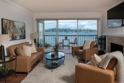 Sausalito Condo/Townhouse For Sale: 100 South Street #112