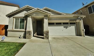 Fairfield Single Family Home For Sale: 5109 Pond Side Way
