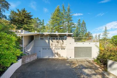 Marin County Single Family Home For Sale: 765 Beechnut Court