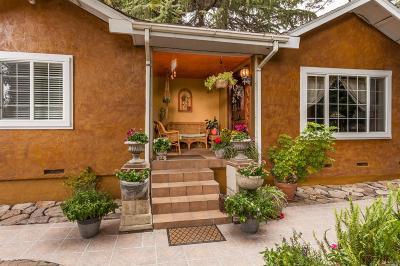 Napa County Multi Family 2-4 For Sale: 1044 Von Brandt Street
