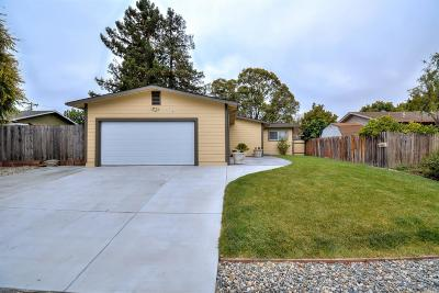 Cotati, Rohnert Park Single Family Home For Sale: 129 Alison Avenue