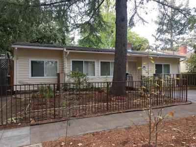 Calistoga CA Single Family Home For Sale: $599,000