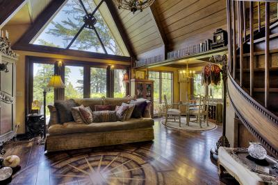 Mill Valley Single Family Home For Sale: 1 Chanticleer Avenue