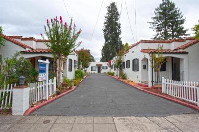 Santa Rosa CA Multi Family 5+ For Sale: $1,400,000
