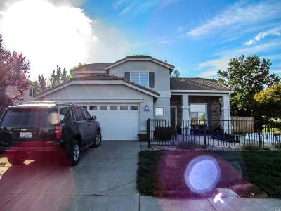 Vacaville Single Family Home For Sale: 1072 Mission Bay Drive