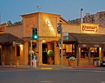 Calistoga Commercial Lease For Lease: 1374 Lincoln Avenue