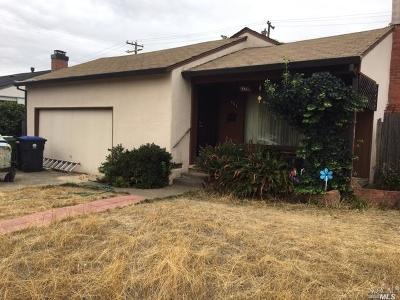 Ukiah CA Single Family Home For Sale: $345,000