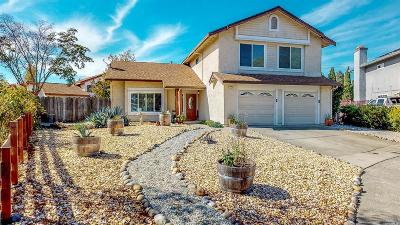 American Canyon Single Family Home For Sale: 279 Arden Court