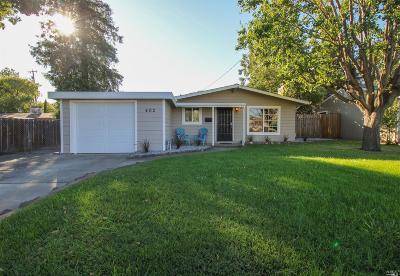 Winters Single Family Home For Sale: 402 Grant Avenue