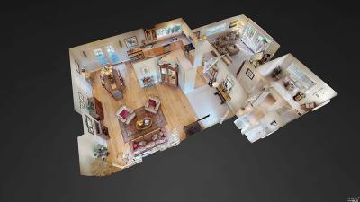 Santa Rosa Single Family Home For Sale: 5671 Monte Verde Drive