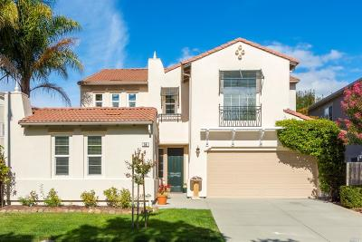Novato Single Family Home For Sale: 56 Newport Landing Drive