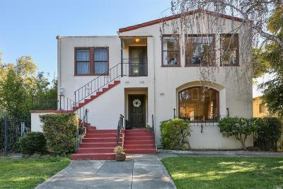 Vallejo Multi Family 2-4 For Sale: 619 Virginia Street