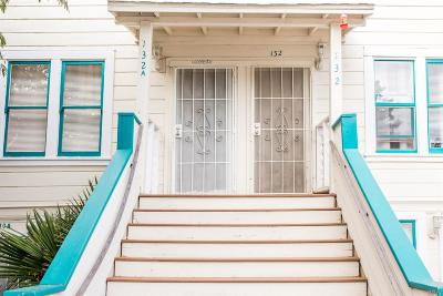 Vallejo Multi Family 2-4 For Sale: 130 Alabama Street