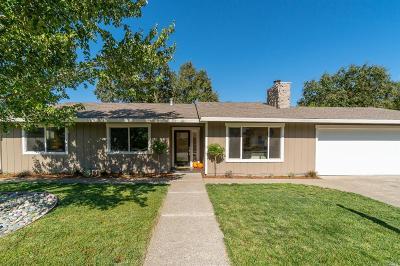 Sonoma Single Family Home For Sale: 19331 Solano Court