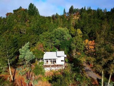 Glen Ellen Single Family Home For Sale: 12303 Margie Lane