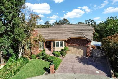 Vacaville Single Family Home For Sale: 350 Grandview Drive