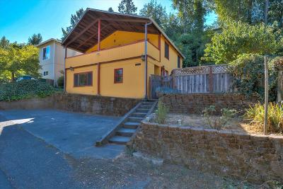 Guerneville, Monte Rio, Cazadero, Forestville Single Family Home For Sale: 8245 Spring Drive