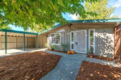Marin County Single Family Home For Sale: 1732 Center Road