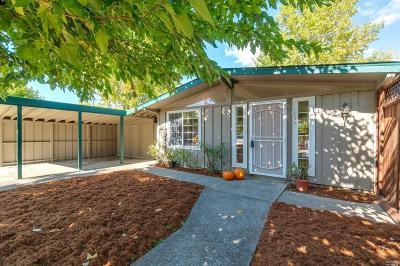Novato Single Family Home For Sale: 1732 Center Road