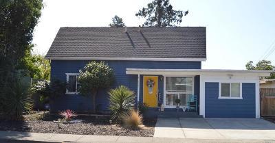 Petaluma Single Family Home For Sale: 514 Park Lane