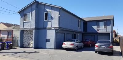 Contra Costa County Multi Family 2-4 For Sale: 129 20th Street