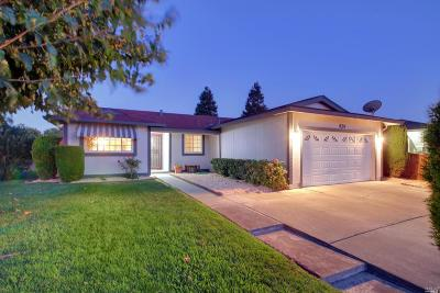 Suisun City Single Family Home For Sale: 829 Tree Duck Way