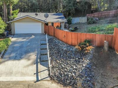 Mendocino County Single Family Home For Sale: 1629 Lilac Circle