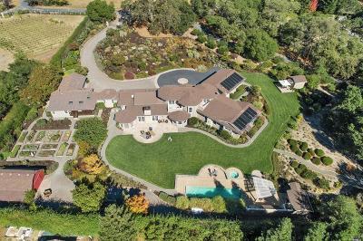 Sonoma Single Family Home For Sale: 18550 Half Moon Street