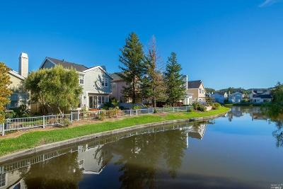 Marin County Single Family Home For Sale: 8 Lagoon Court