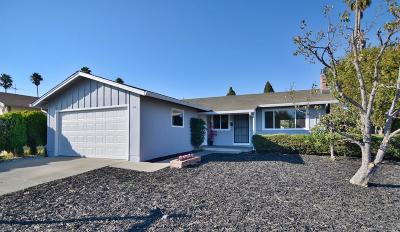 American Canyon Single Family Home For Sale: 323 Patricia Drive