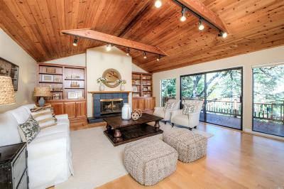 Novato Single Family Home For Sale: 5 Knolltop Court
