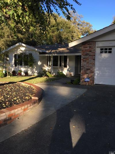 Vacaville Single Family Home For Sale: 149 Mojave Court