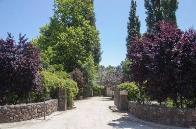 Kenwood Single Family Home For Sale: 8715 Sonoma Highway