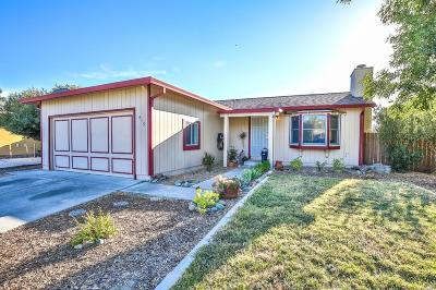Dixon Single Family Home For Sale: 415 West Creekside Circle