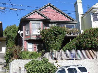 Contra Costa County Multi Family 2-4 For Sale: 132 Santa Fe Avenue