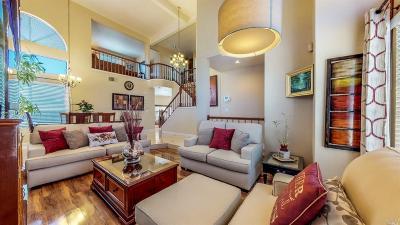 Vallejo Single Family Home For Sale: 148 Joel Court