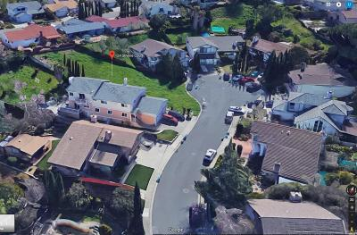 Vallejo Residential Lots & Land For Sale: 124 Skyline Court