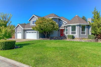 Santa Rosa Single Family Home For Sale: 409 Countryside Court