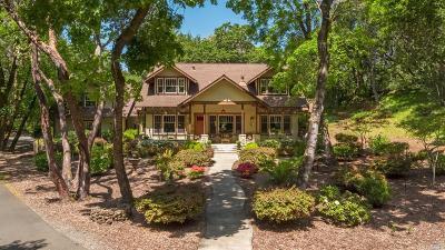 Sonoma County Single Family Home For Sale: 10430 White Fang Glen