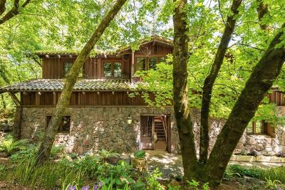 Sonoma County Single Family Home For Sale: 10440 White Fang Glen