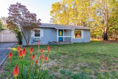 Sonoma Single Family Home For Sale: 1040 Solano Avenue
