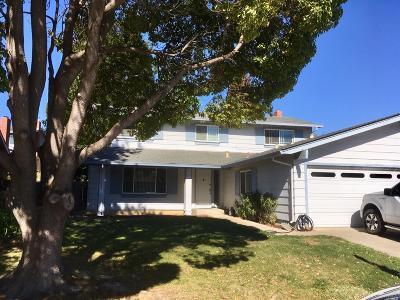 Fairfield Single Family Home For Sale: 3112 Serra Way