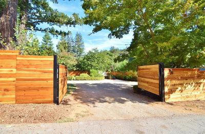 St. Helena Single Family Home For Sale: 128 Rose Lane