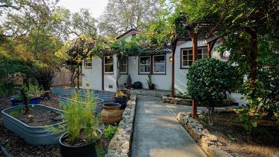 Santa Rosa Single Family Home For Sale: 5400 Sonoma Highway